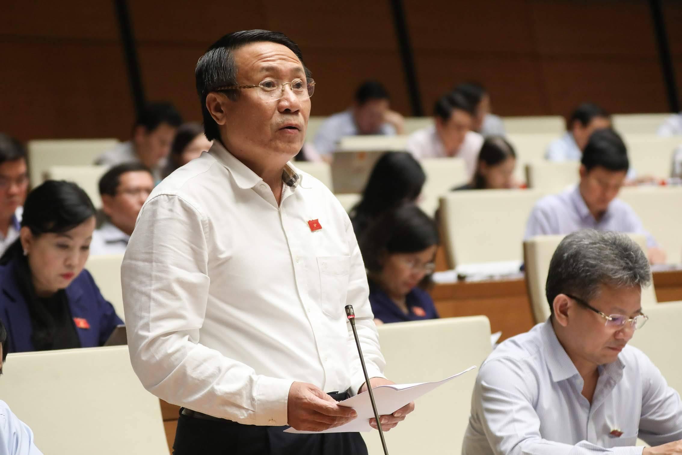 ĐB Hà Sỹ Đồng: Tránh lợi dụng kẽ hở chính sách tạo lợi ích nhóm
