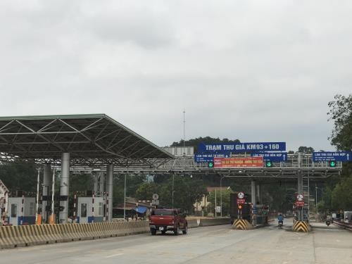 Giảm bớt một trạm thu giá trên cao tốc Bắc Giang - Lạng Sơn
