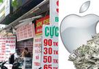 Đổi thuê bao 11 số, Apple nhận bồi thường 'khủng'