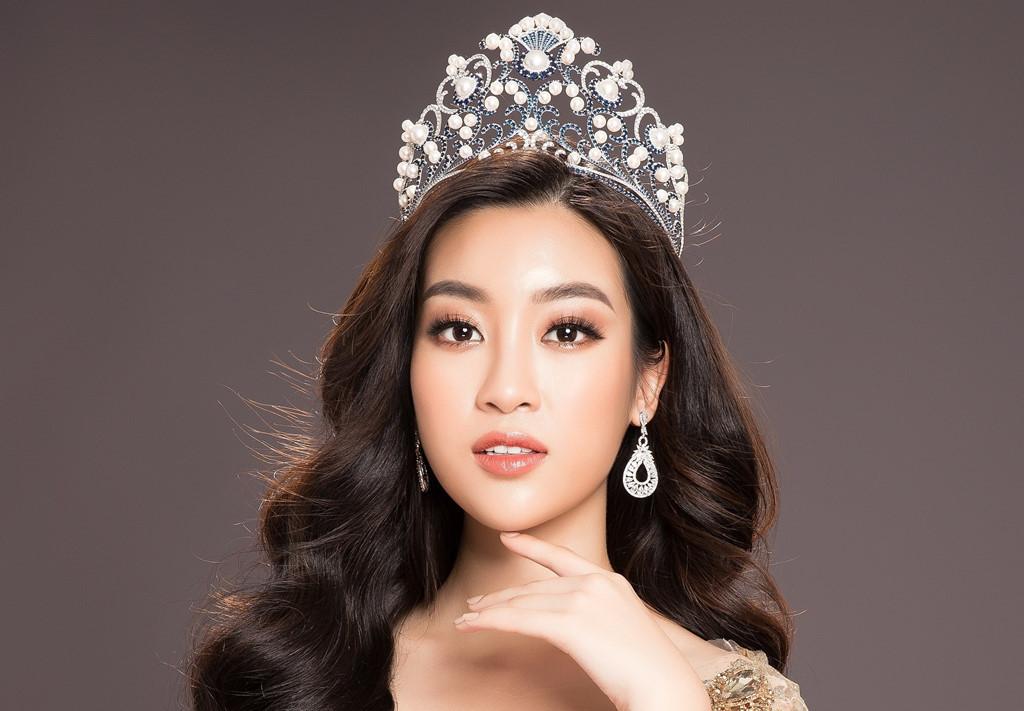Ở tuổi 22, Đỗ Mỹ Linh trở thành giám khảo Hoa hậu Việt Nam 2018