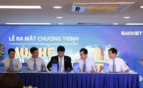 Bảo Việt dành 15 tỷ đồng tri ân khách hàng