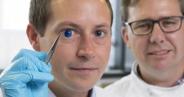 Con người đã có thể tạo ra giác mạc nhân tạo từ máy in 3D