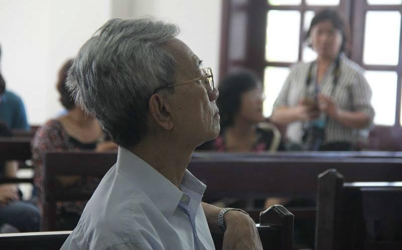 Hủy bản án phúc thẩm, Nguyễn Khắc Thủy lãnh 3 năm tù giam