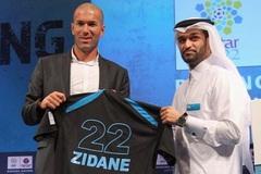 """Qatar chi """"tiền tấn"""" mời Zidane dẫn dắt ĐTQG"""