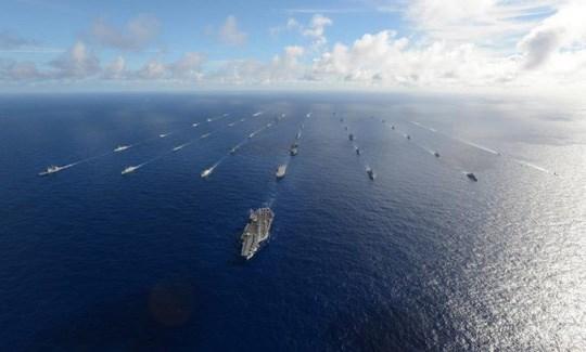 hải quân,tập trận