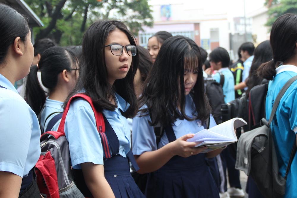 Hơn 87.000 học sinh TP.HCM thi vào lớp 10