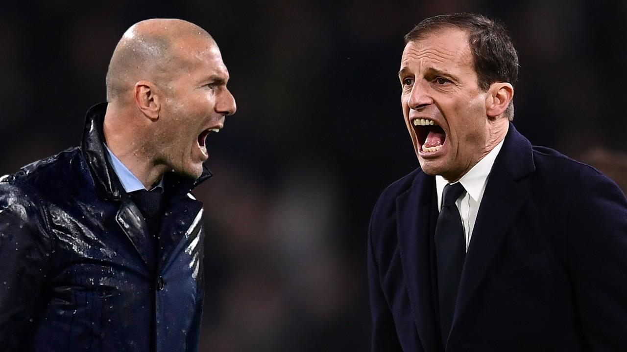 MU mâu thuẫn vì Mourinho, Allegri mơ thay Zidane