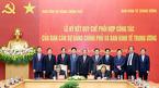 Ban cán sự Đảng Chính phủ và Ban Kinh tế TƯ ký quy chế phối hợp