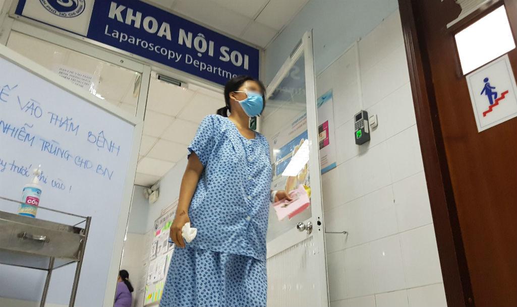 Hàng chục người bị lây cúm A H1N1 tại bệnh viện ở Sài Gòn