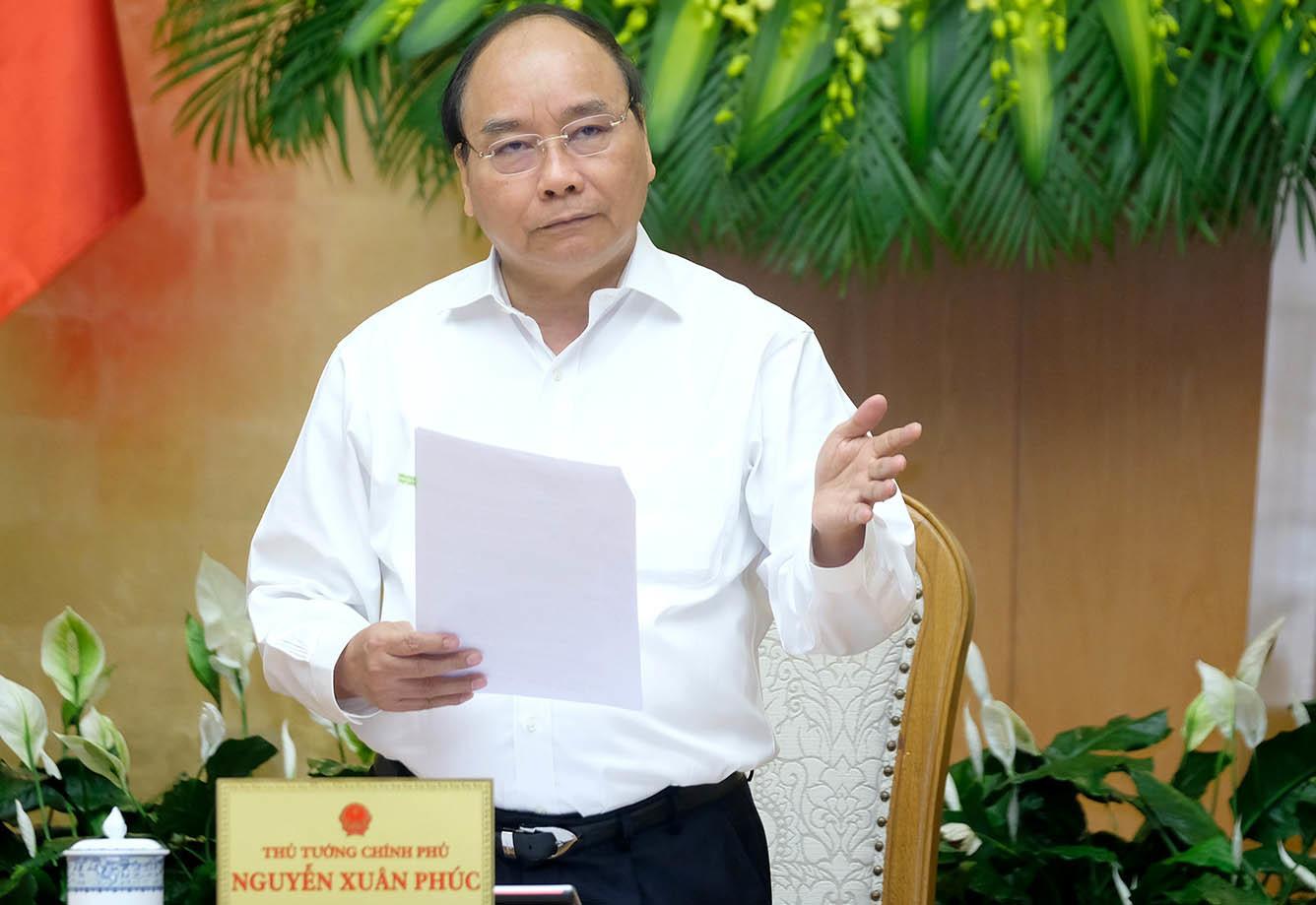 Thủ tướng,Nguyễn Xuân Phúc,trạm thu giá,trạm BOT,BOT,Bộ GTVT,trạm thu phí