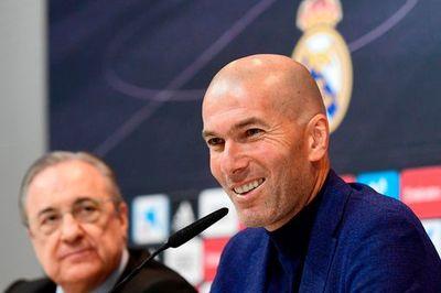 "Zidane ""ném"" 20 triệu euro khi từ chức HLV Real Madrid"