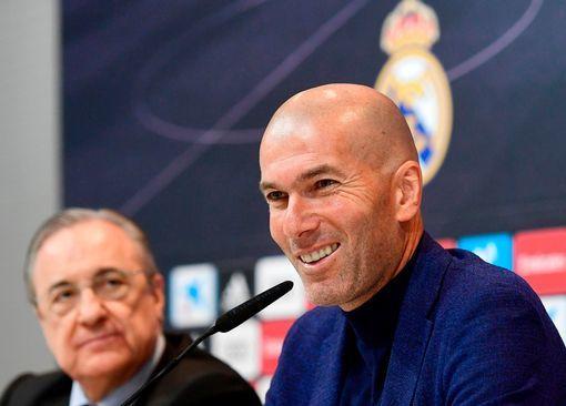 Zidane 'ném' 20 triệu euro khi từ chức HLV Real Madrid