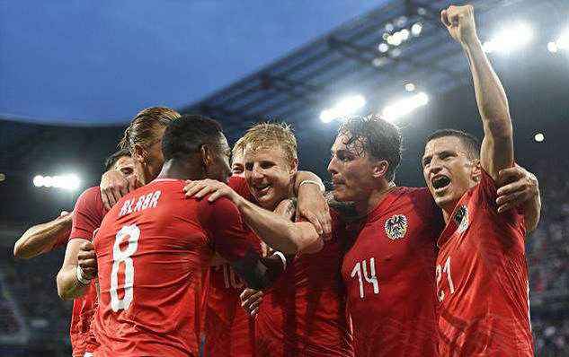 ĐKVĐ Thế giới Đức bất ngờ bại trận trước Áo