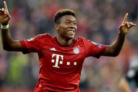 Top 5 bàn của Alaba ở Bundesliga