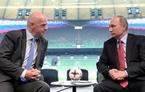 Tổng thống Putin dự đoán Tây Ban Nha vô địch World Cup