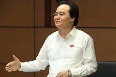 Bộ trưởng Phùng Xuân Nhạ sẽ đăng đàn 3 vấn đề nóng