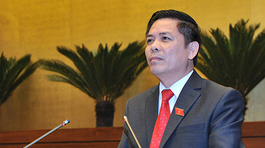Bộ trưởng Nguyễn Văn Thể đăng đàn làm rõ thu phí - thu giá