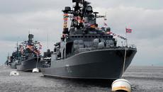 Đoàn chiến hạm Hải quân Nga, Pháp thăm Việt Nam