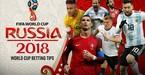 Danh sách chính thức của 32 đội tuyển dự World Cup 2018