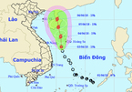Dự báo thời tiết 4/6: Áp thấp chạy dọc miền Trung, mưa như trút