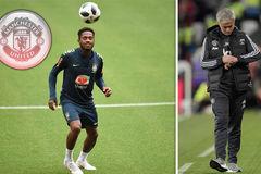 MU trục trặc ký Fred, Barca mua lại Neymar
