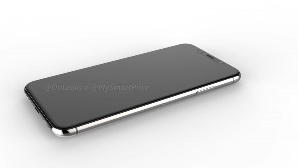 Đây là chiếc iPhone X Plus sắp ra mắt?