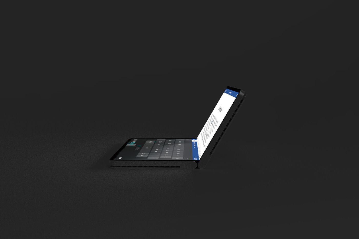 Surface Phone,smartphone gập,Microsoft