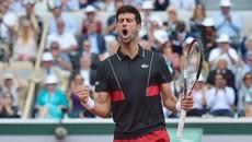 Tiễn Verdasco về nước, Djokovic vào tứ kết Pháp mở rộng