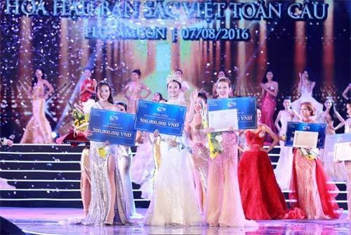 Tìm kiếm Hoa hậu Bản sắc Việt toàn cầu 2018