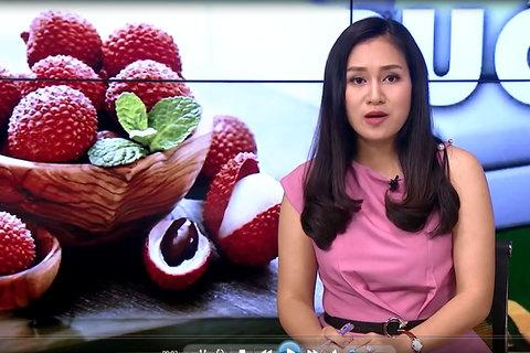 Thực hư việc ăn quả vải bị máy đo nồng độ cồn báo có cồn trong máu