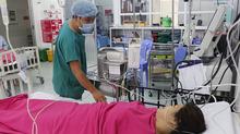 Kỳ tích, người phụ nữ vỡ tử cung 'chết bất cứ lúc nào' được cứu sống