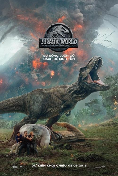 Thế giới khủng long,Phim chiếu rạp,Jurassic World