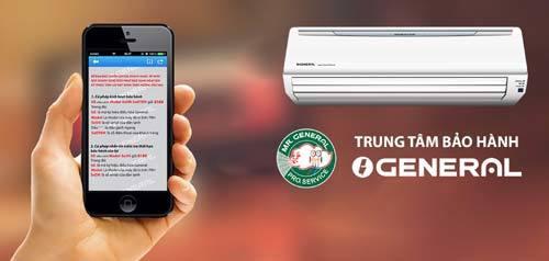 General: máy lạnh tiên phong cách mạng 4.0