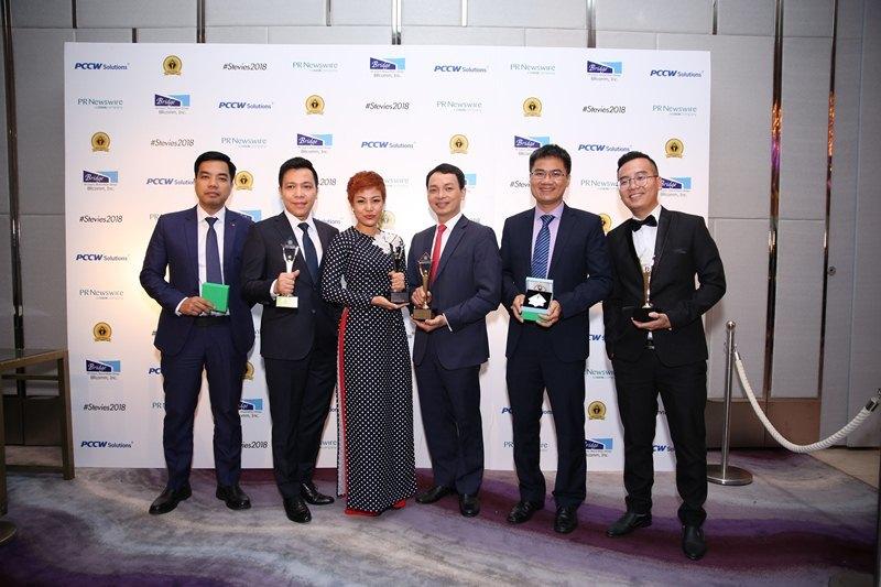 Hanoisme nhận 2 giải thưởng Stevie Awards