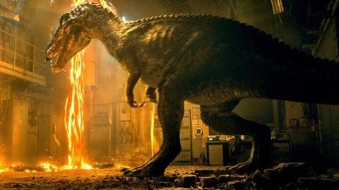 Jurassic World Making