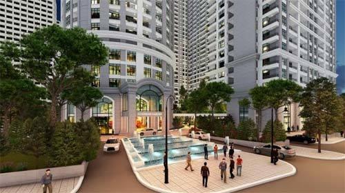 Sunshine Garden: sống 'chuẩn khách sạn' giữa Hà Nội