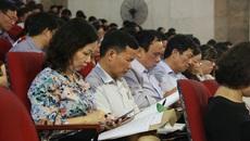Thi lớp 10 đông, Hà Nội hết giáo viên dự phòng coi thi