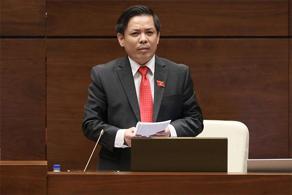 ĐBQH mời Bộ trưởng buổi trưa ra ngã tư đếm xe vi phạm giao thông