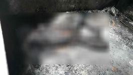 Hai vợ chồng chết cháy trong căn nhà nồng nặc mùi xăng