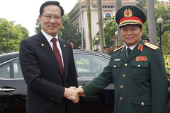Hàn Quốc ủng hộ lập trường của Việt Nam trong vấn đề Biển Đông