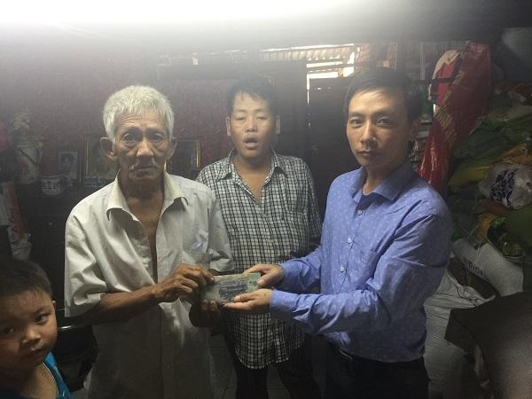 gia đình nghèo,hoàn cảnh khó khăn,bệnh hiểm nghèo,từ thiện vietnamnet