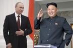 Ông Putin mời Kim Jong Un tới Nga