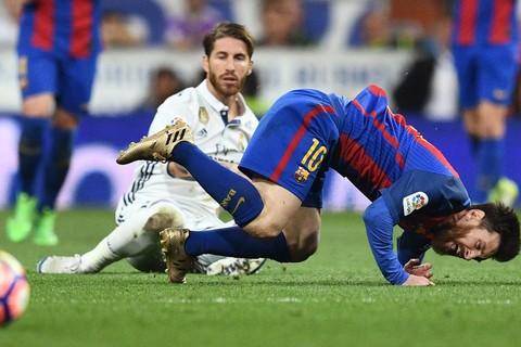 Top 10 thẻ đỏ của Ramos ở La Liga