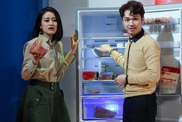 MC Minh Xù, Phí Linh tá hỏa vì ăn phải bánh hết hạn của Ngọc Trinh