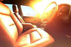 Tác hại khi đỗ xe dưới trời nắng và cách khắc phục