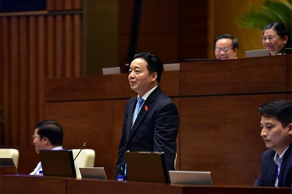 đất đai,Bộ trưởng TN-MT,Trần Hồng Hà,Formosa