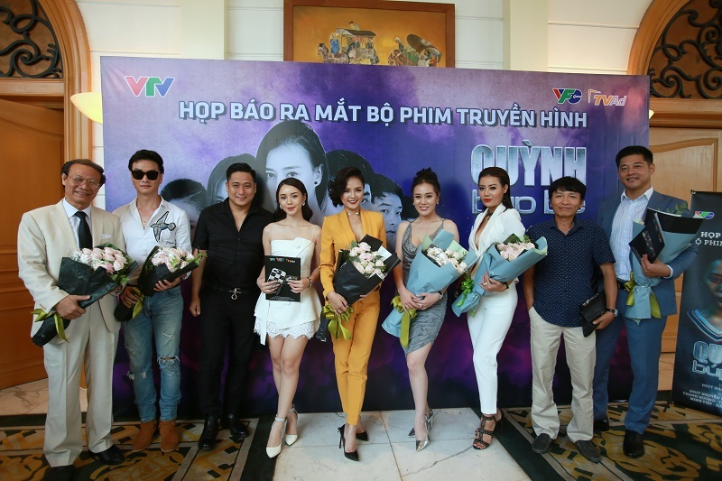 Phương Oanh,Thanh Hương,Thu Quỳnh,Quỳnh búp bê,phim truyền hình