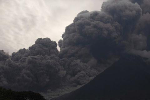 núi lửa Fuego