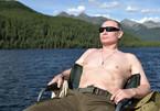 Putin bình phẩm về những bức ảnh 'chế' bán khỏa thân
