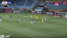 Quang Hải dẫn đầu top bàn thắng đẹp vòng 11 V-League